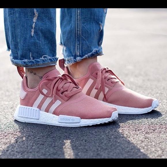 Adidas NMD (Salmon Pink) | sneakero